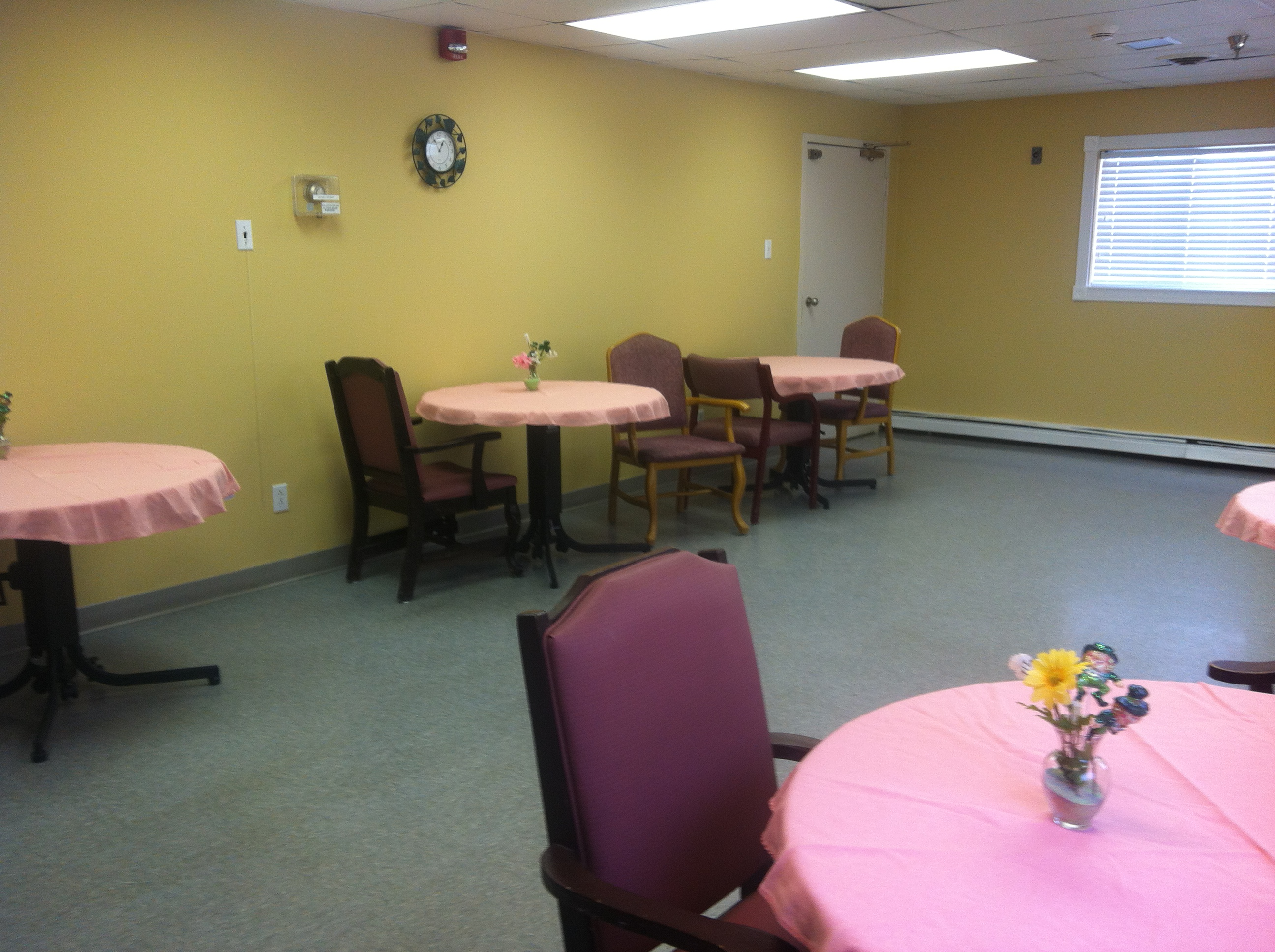 Catherine's Care Center Dining Room